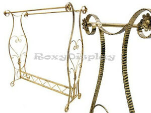 Display Clothes Rack Unique Art Design Garment Rack ty jl18d