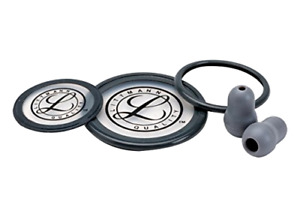 Replacement Parts 3m Littmann Cardiology Iii Stethoscope Spare Parts Kit Grey