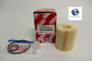 10 Up Toyota 4runner Fj Oem Engine oil Filter 04152yzza5 sold As A Case Of 10
