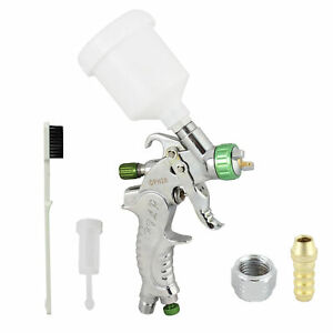 Ophir 1 0mm Mini Detail Touch Up Hvlp Spray Gun Auto Car Paint Plastic Cup