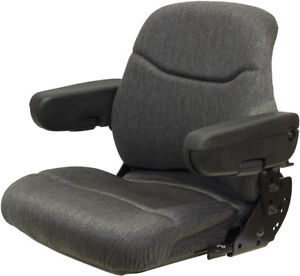 Amss6773 Seat Assembly For Case Ih 7110 7120 7130 7140 7150 7210 Tractors