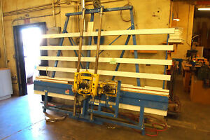 Her saf Pr145 5 Panel Router W Router Mount 150 woodworking Machinery