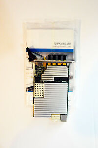 National Instruments Ni Pxie 5641 2 input 2 output Pxi If Transceiver