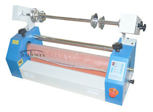 25in Semi Auto Cold Laminator Automatic manual Laminator Machine110v Us Shipping
