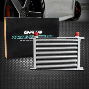 Gplus 25 Row An10 Universal Engine Transmis sion Oil Cooler