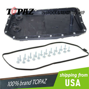 6hp26 Auto Transmission Oil Pan With Filter Gasket Screw For Bmw X5 550i 750li