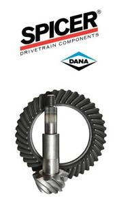Oem Spicer Ring Pinion Dana 70 6 17 1 Ratio D70 617