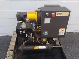 Mts Hydraulic Power Supply Pump Fatigue Testing 506 02f 15 Hp 6 4 Gpm