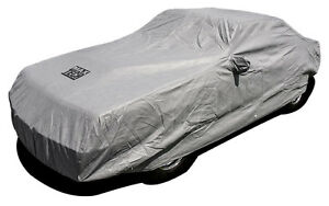 New 1979 85 Ford Mustang Coupe Convertible 4 layer Outdoor Car Cover Gray