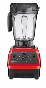 Vitamix E320 Explorian Blender Brand New Red