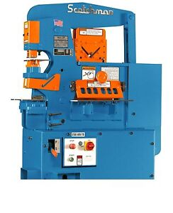 50514ec Scotchman Ironworker 50ton Punch 6 Throat
