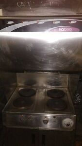 Wells Vcs 2000 Ventless Cooking System Hotplate Oven