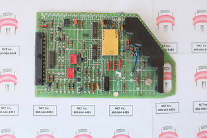Reliance Electric 0 54215 054125 54215 Pc Board