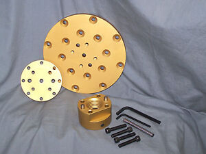 Oliver Woodworking Lathe Faceplate System 3 6 Hub