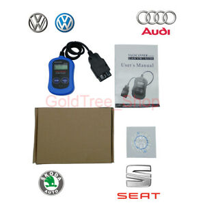 Vag305 Obd Obdii Code Reader Diagnostic Tool Auto Scanner For Audi Vw Skoda Etc