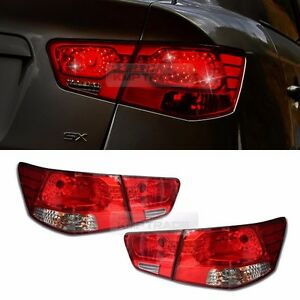 Oem Genuine Parts Rear Tail Light Lamp Lh Rh 4p For Kia 2009 2012 Cerato Forte