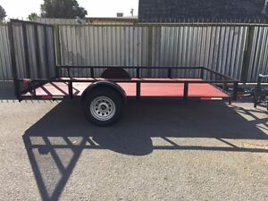 2018 6 5 x12 x1 Utility Trailer We Finance Manufacture Deliver