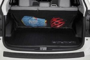Envelope Style Trunk Cargo Net Rear Seat Back For Subaru Forester 2014 2018 New