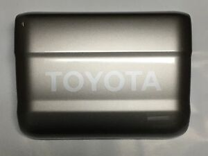 New Toyota Land Cruiser Front Bumper Winch Cover Assembly 2003 2007 100 Series