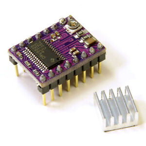 Used Drv8825 Stepper Motor Driver Module 4l For Arduino hf Stn775 22 For Parts