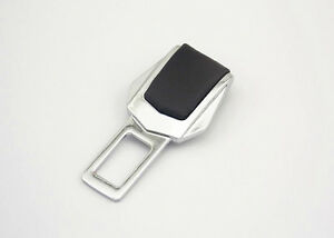 Car Safty Seat Belt Buckle Alarm Stopper End Insert Plug Fit Mercedes Benz Hqj1p