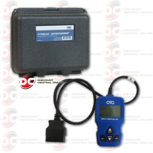 Otc 3109nlaz Trilingual Obd Ii Eobd Can Automotive Scan Tool