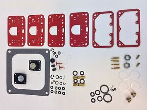 Holley 4500 Performance Carburetor Rebuild Kit Dominator 1050 1150 1250 750 Cfm