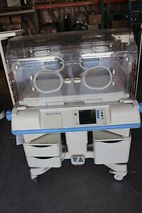 Drager Air Shields Isolette C2000 Infant Incubator Hill Rom