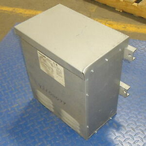 Dongan 460 To 230 133vac Step Down Transformer 63 0507sh