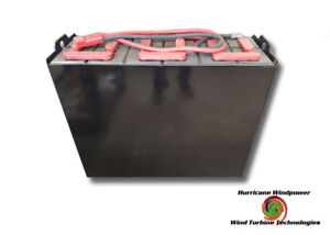 12 Volt Fully Refurbished Forklift Battery W warranty 1180ah Capacity For Solar
