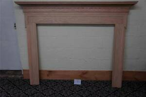 Wooden European Style Carved New Fireplace Mantel Mantel 8