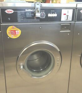 Unimac 25lb 3 Phase Washer As Is