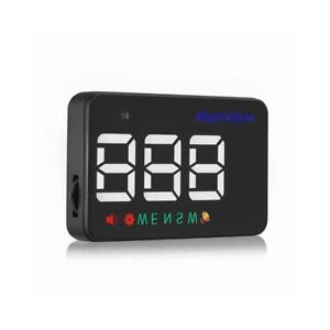 New Heads Up Display Hud Screen Vehicle Speed Gps Compass Hud Monitor System