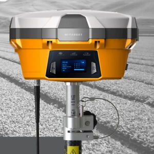 New Rugged Dual Frequency Gnss Gps Rtk Hi target V60 Base And Mobile Station