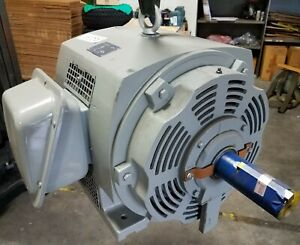 New Teco westinghouse 40 Hp 3 Phase Induction Motor Dhp 0406 Ashh