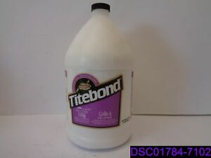 Titebond 4016 Melamine Wood Glue 1 Gallon White