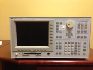 Agilent Hp 4156b Precision Semiconductor Parameter Analyzer