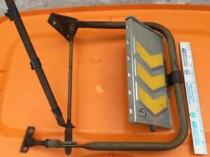 U s Old Truck External Mirror And Frame 5 X 10 Inch Item 8122