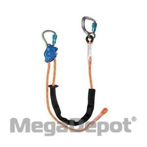 Falltech 8165e10 Towerclimber 10 Adjustable Rope Positioning Lanyard