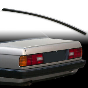 Unpainted Trunk Lip Spoiler For Bmw 3 Series E30 Coupe 82 90