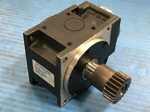 Graessner D 72135 Right Angle Hypoid 100 Cst Gearbox 5 1 Ratio Used 9g