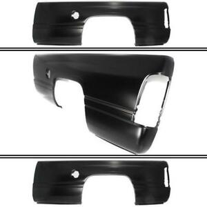 New Ch1756102 Rear Driver Side Fender For Dodge Ram 2500 1994 2001