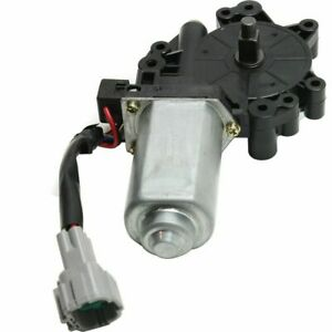 New Front Driver Side Window Motor For Nissan Titan 2004 2014