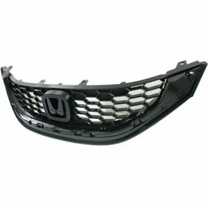 New Ho1200218 Grille For Honda Civic 2013 2014