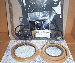 700r4 700 4l60 1985 1986 Rebuild Kit W Transtec Oh Overhaul Set Alto Frictions