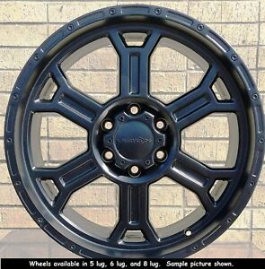 4 New 18 Wheels Rims For Toyota Land Cruiser Tundra Sequoia 29503