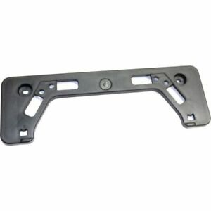 New To1068132 Front License Plate Bracket For Toyota Prius V 2012 2014