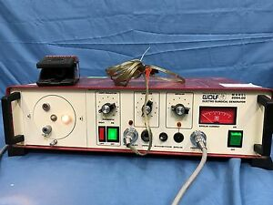 Richard Wolf 2094 00 Electro Surgical Generator W Foot Pedal