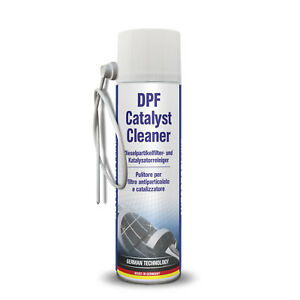 Dpf Diesel Particulate Filter Foam Cleaner With Hose 400ml Germany Made Egr