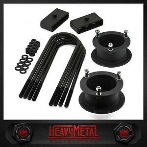 2003 2013 Dodge Ram 2500 3500 3 Front 1 5 Rear Leveling Lift Kit 4wd 4x4